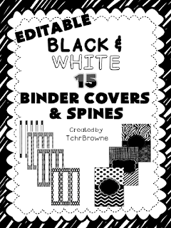 https://www.teacherspayteachers.com/Product/Editable-Binder-Covers-and-Spines-Black-and-White-Collection-1859970