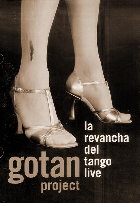 Gotan Project - Live London 2003