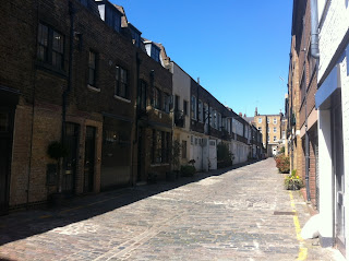 Brownlow Mews, London WC1