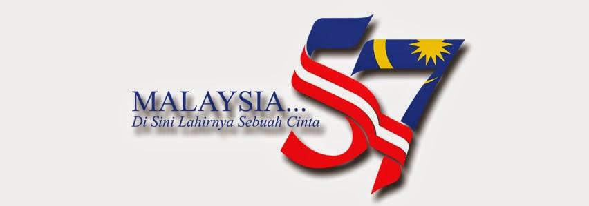 57 MALAYSIA MERDEKA!!