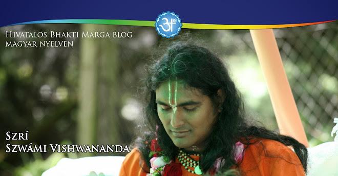 Paramahamsza Srí Vishwananda