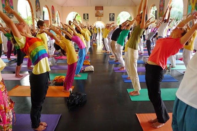Shivananda Yoga Vedanta Dhanwantari Ashram, Kerala