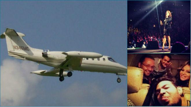 Avión de Jenni Rivera, con accidente previo, El avión ...