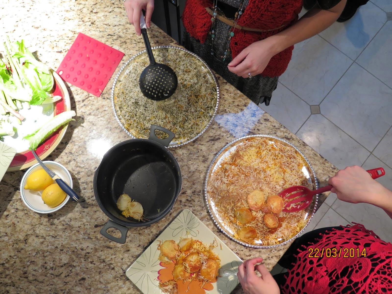 Rice & Tahdig (ته دیگ)