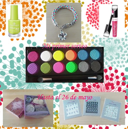 SORTEO EN TODO UN POCO BY SHEILA