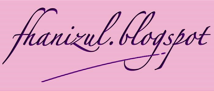 fHANIzul.blogspot