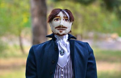 ADdoll_Robert_2 Сэр Роберт авторская текстильная шарнирная кукла Алёны Дороховой