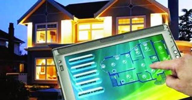"""Xu hướng """"chơi"""" Smart Home như Bill Gates"""