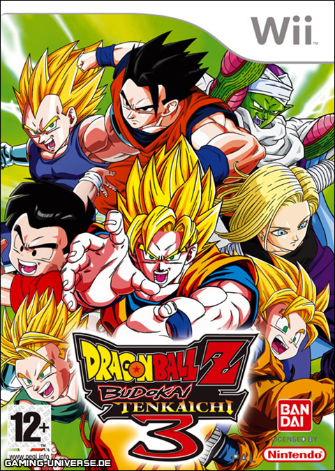 Cover wallpaper dragonball Z