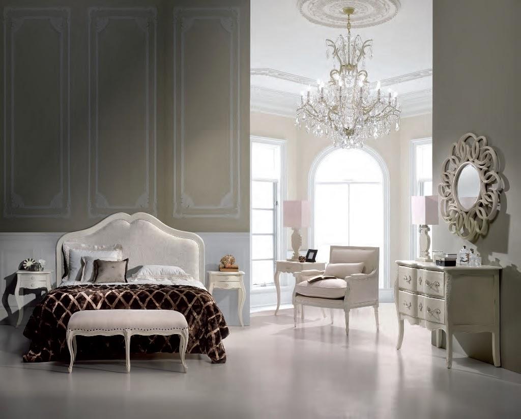 Muebles de dormitorio 4 dormitorios provenzales en color - Dormitorio muebles blancos ...