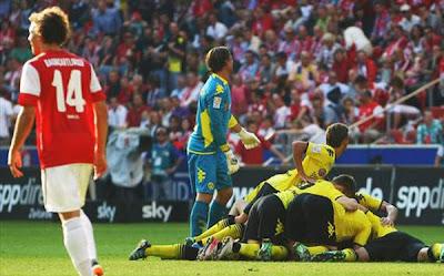 Mainz 1 - 2 Borussia Dortmund (2)