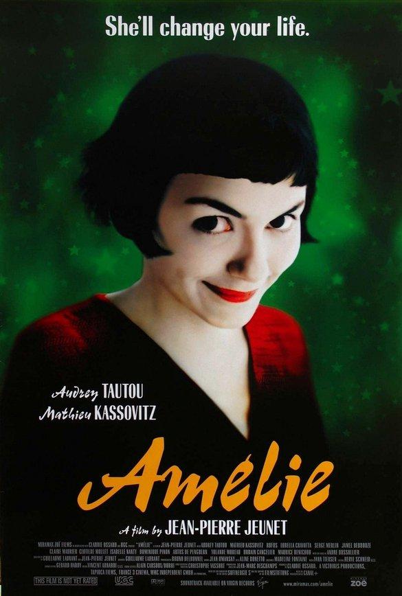 Cuộc Đời Amélie - Amélie - 2001