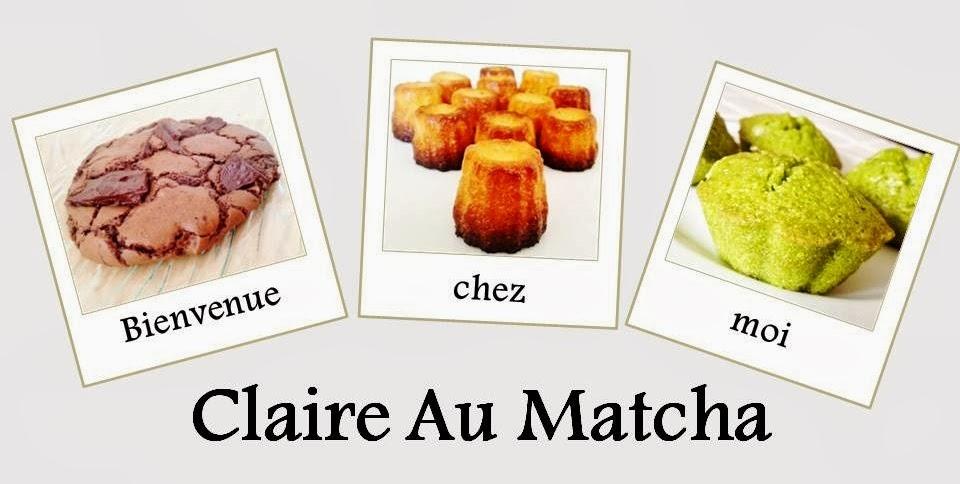 Claire Au Matcha
