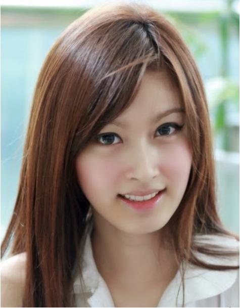 Pondan Foto Model Tercantik di Thailand