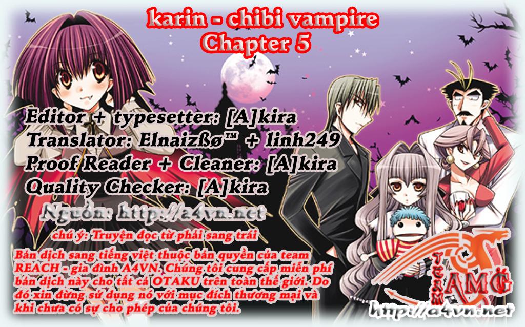 Karin - Chibi Vampire Chap 5 - Next Chap 6