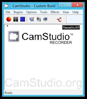 تحميل برنامج Camstudio لتسجيل سطح المكتب آخر إصدار