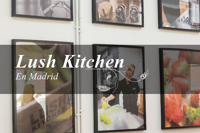 Lush Kitchen en Madrid