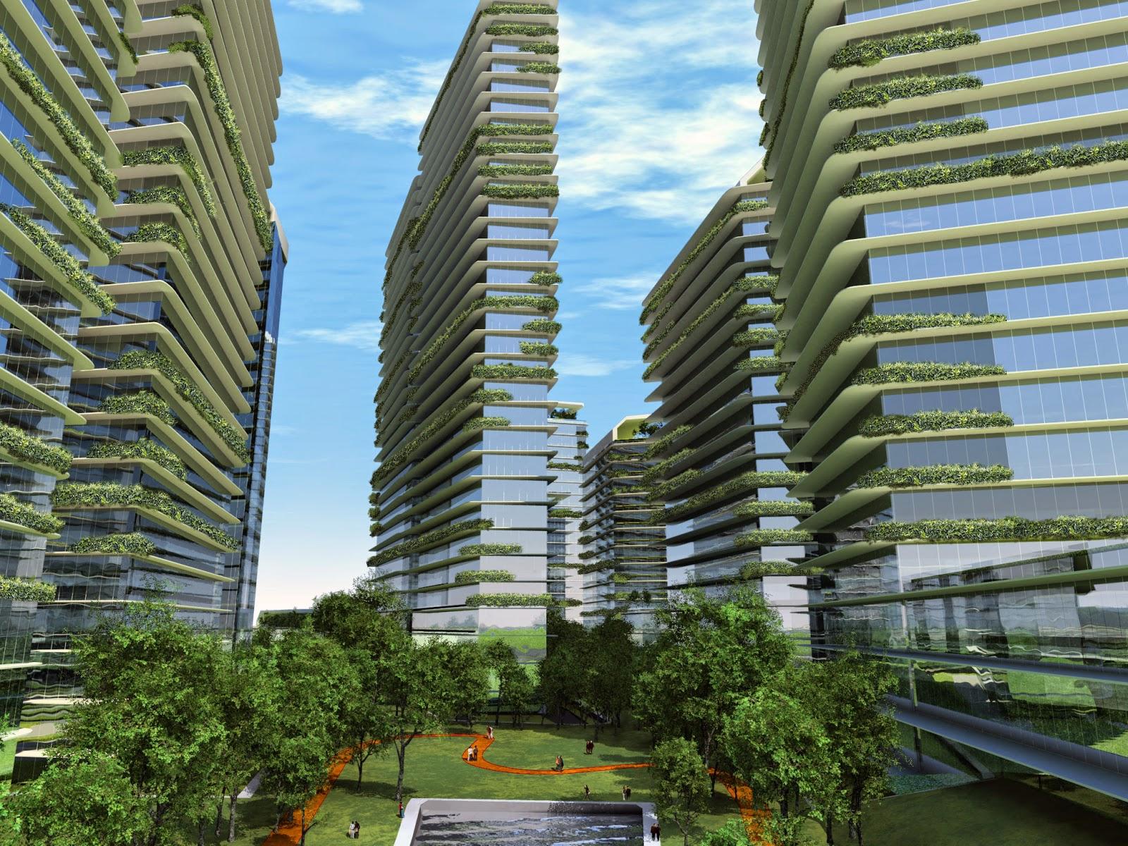 Sustainable building design ecoarchitecture
