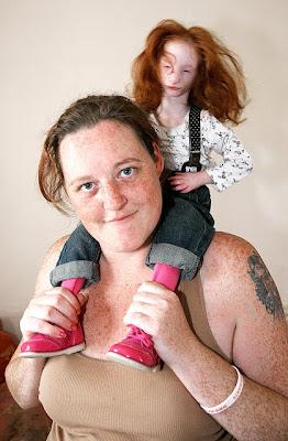 foto menor garotinha do mundo
