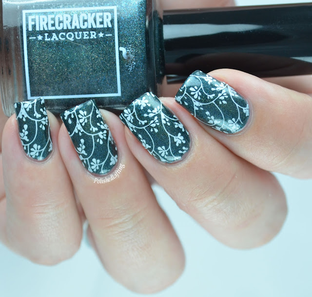 Firecracker Lacquer A Stone to Resurrect UberChic Beauty Collection 4-02