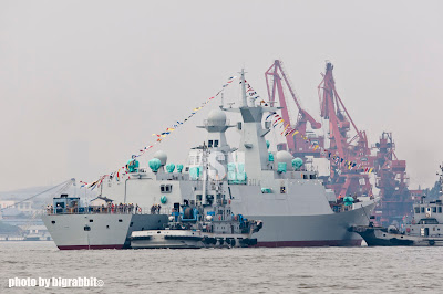 China's New Type 054A Frigates