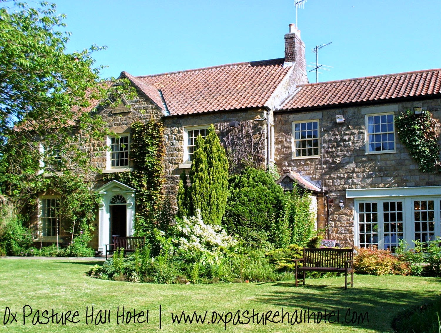 Ox Pasture Hall Hotel's welcoming & beautiful facitility | Anyonita-nibbles.co.uk