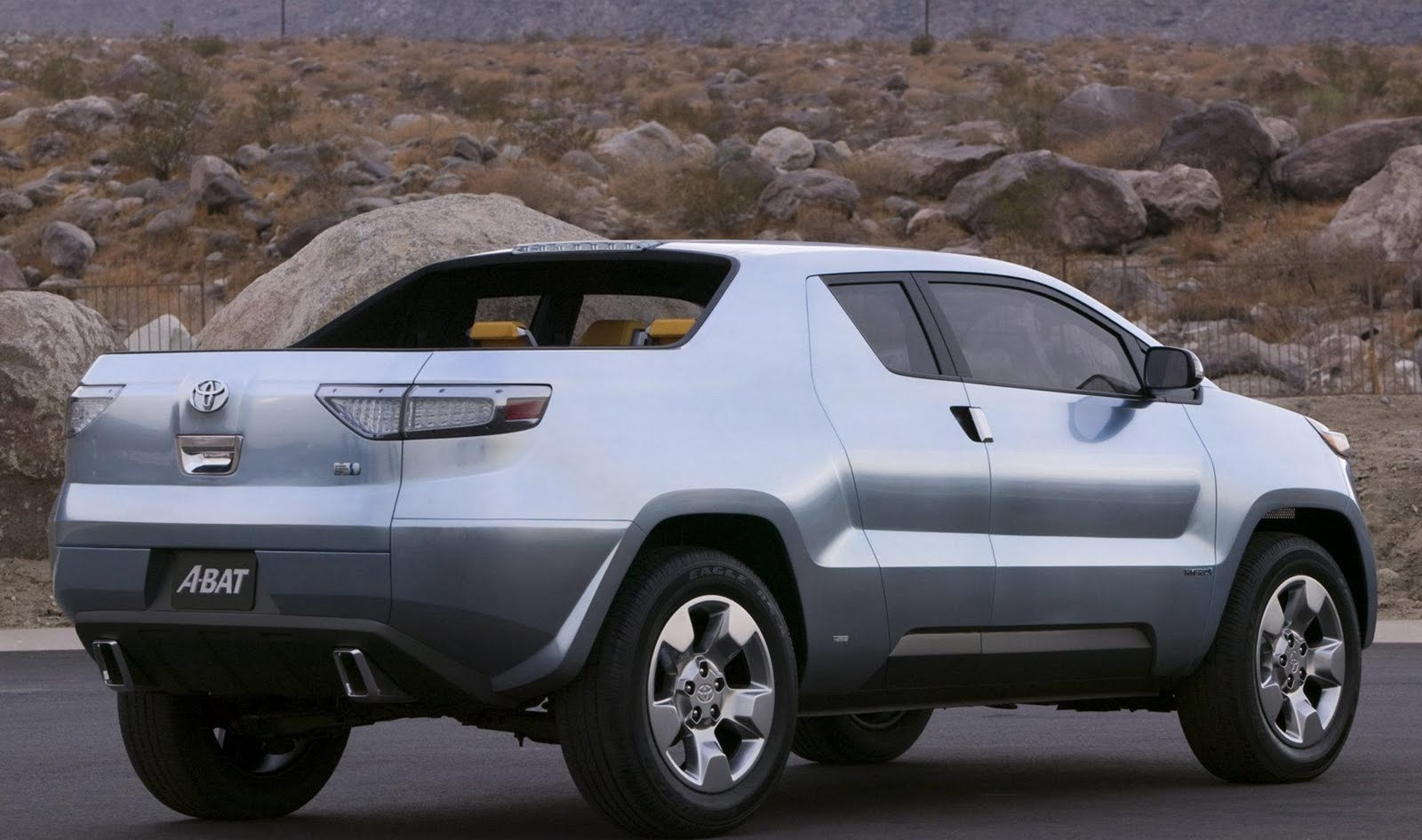 like the Honda Ridgeline, Nissan Frontier, and Toyota Tacoma