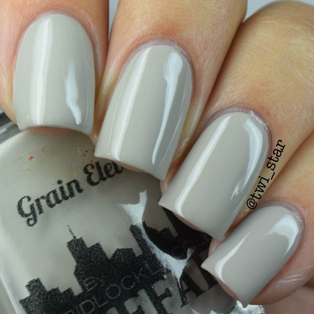 Gridlock Lacquer Buffalo Summer 2015 Collection Grain Elevator
