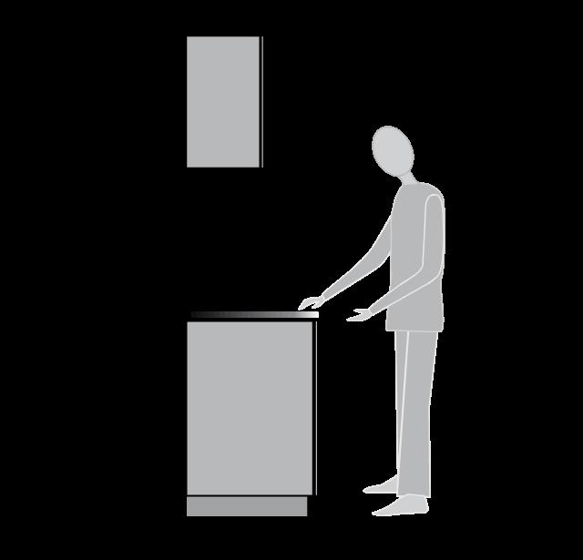 Muebles de ba o medidas estandar for Medidas de duchas para banos