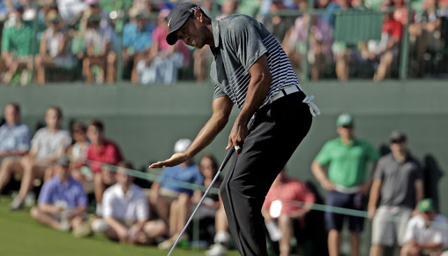Jordan Spieth sees Tiger Woods as `intimidation` edge at Ryder Cup