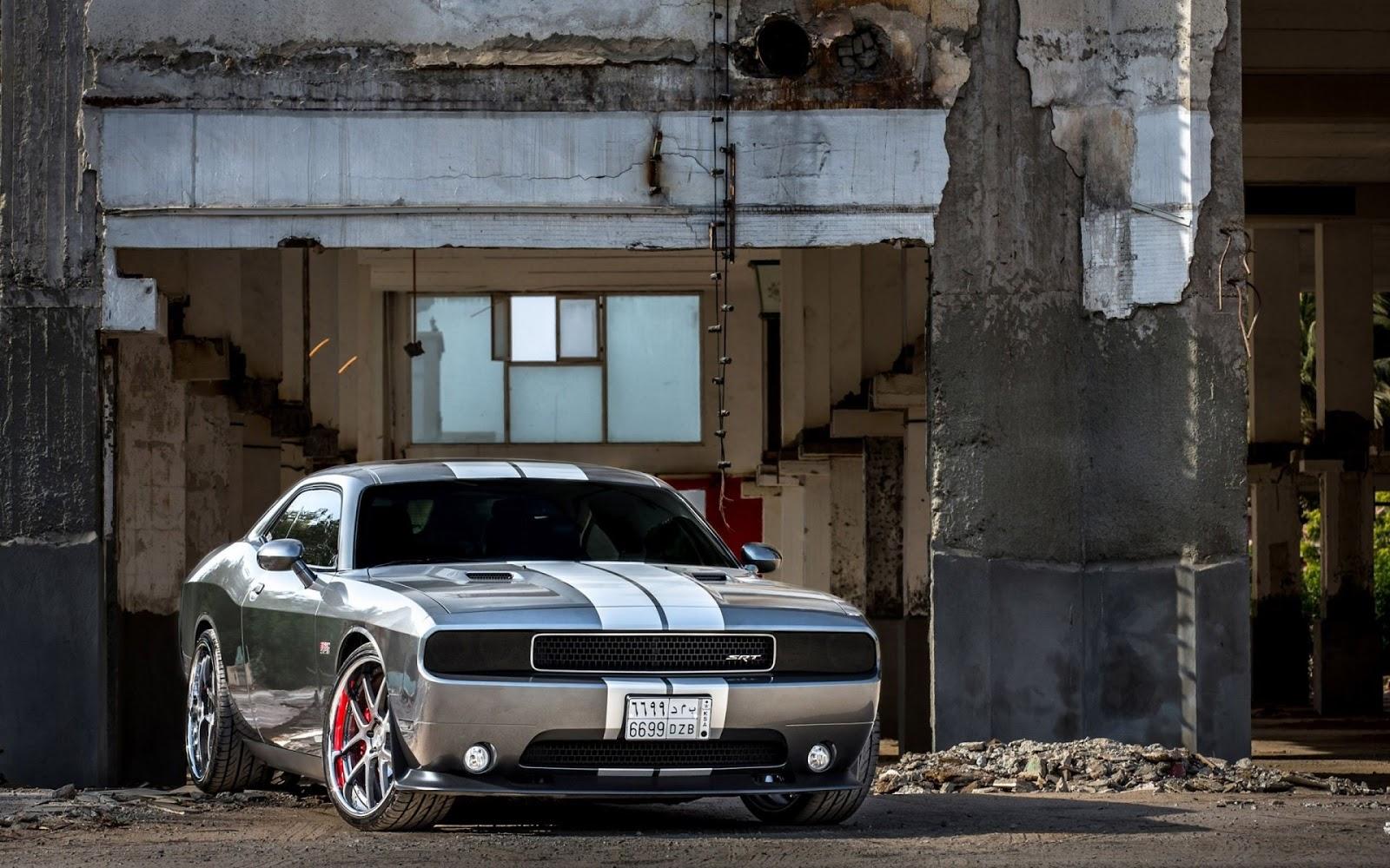 ADV Dodge Challenger SRT Car