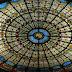 Église Saint Philippe du Roule - le vitrail