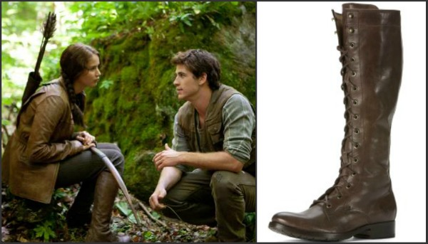 Katniss Hunger Games Frye Melissa Tall Lace Boot