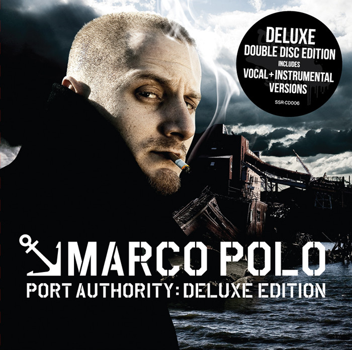hip hop hq marco polo port authority deluxe edition. Black Bedroom Furniture Sets. Home Design Ideas