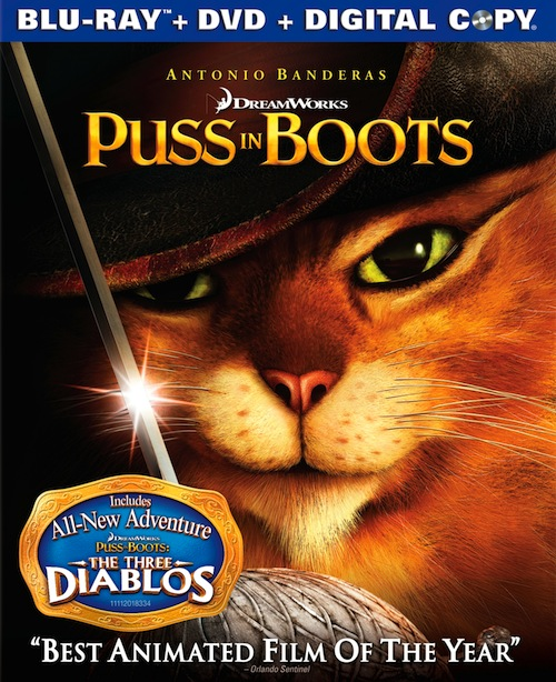 Puss in Boots 3D (2011)