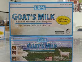 GOAT'S MILK BOX