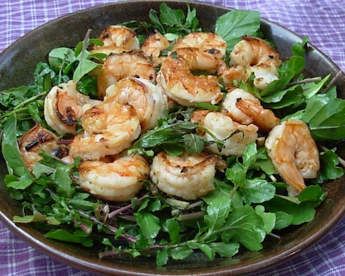 Summertime is salad heaven, but even with scorching temperatures ...