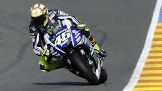MotoGP Aragon 2015: Valentino Rossi Tak Masalahkan Posisi Start 6