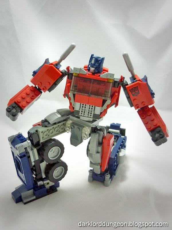 kre o optimus prime instructions