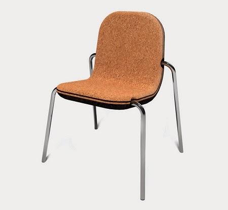 Muebles y Accesorios de Corcho, Uso de Materiales Sostenibles