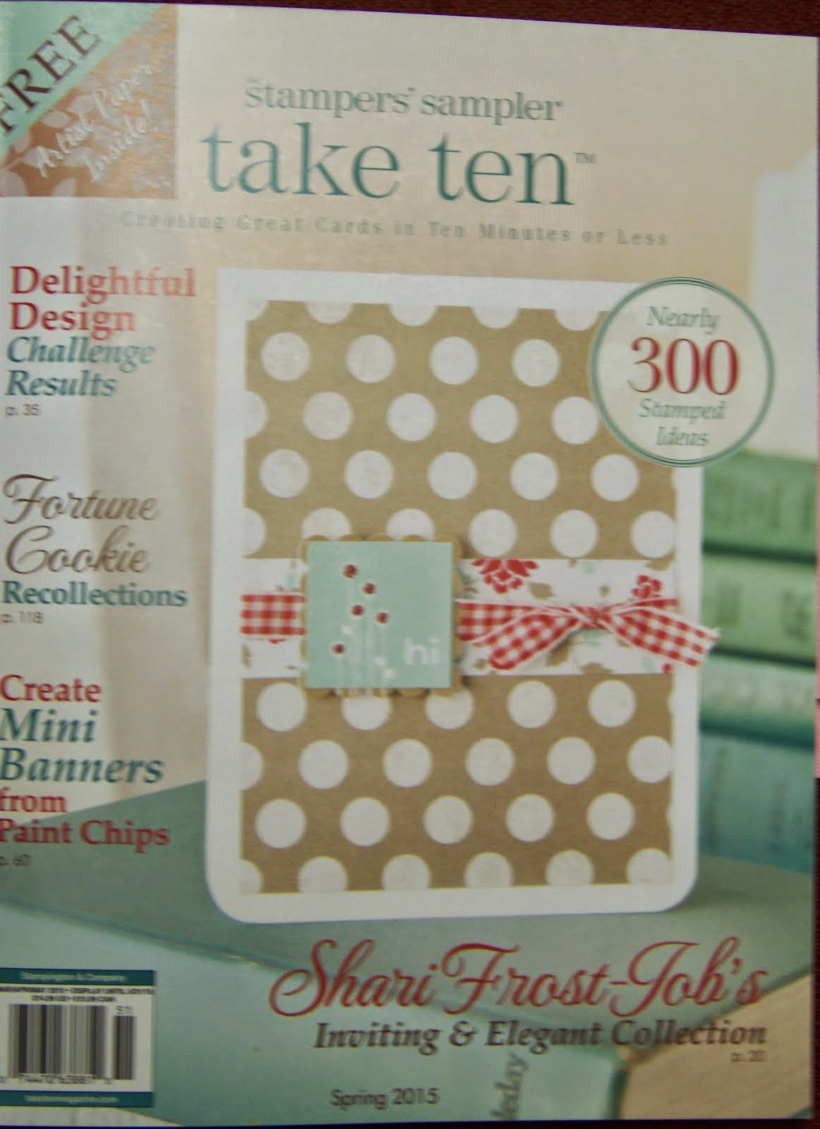 Take Ten Mar/Apr/May 2015