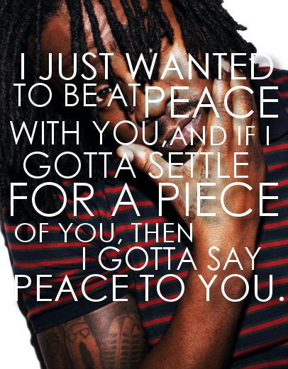 wale bad quotes tumblr - photo #12