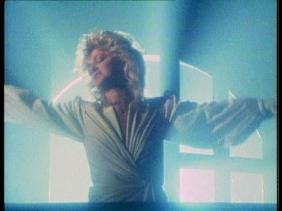 Bonnie Tyler Total Eclipse Of The Heart Video