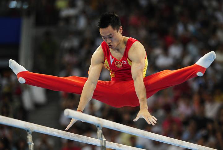 gimnasia en aparatos modalidades