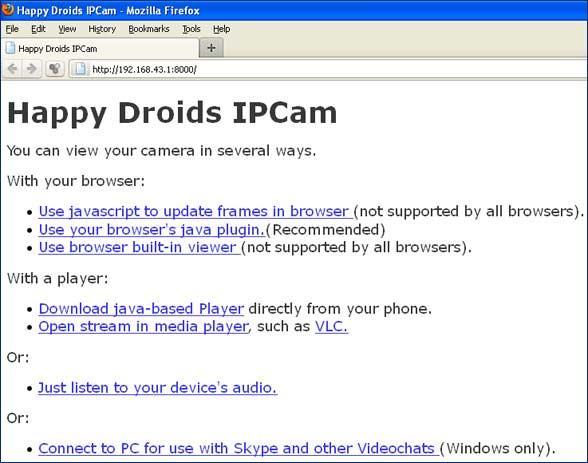 TIPS : Cara Mudah Membuat Camera CCTV dengan Ponsel Android