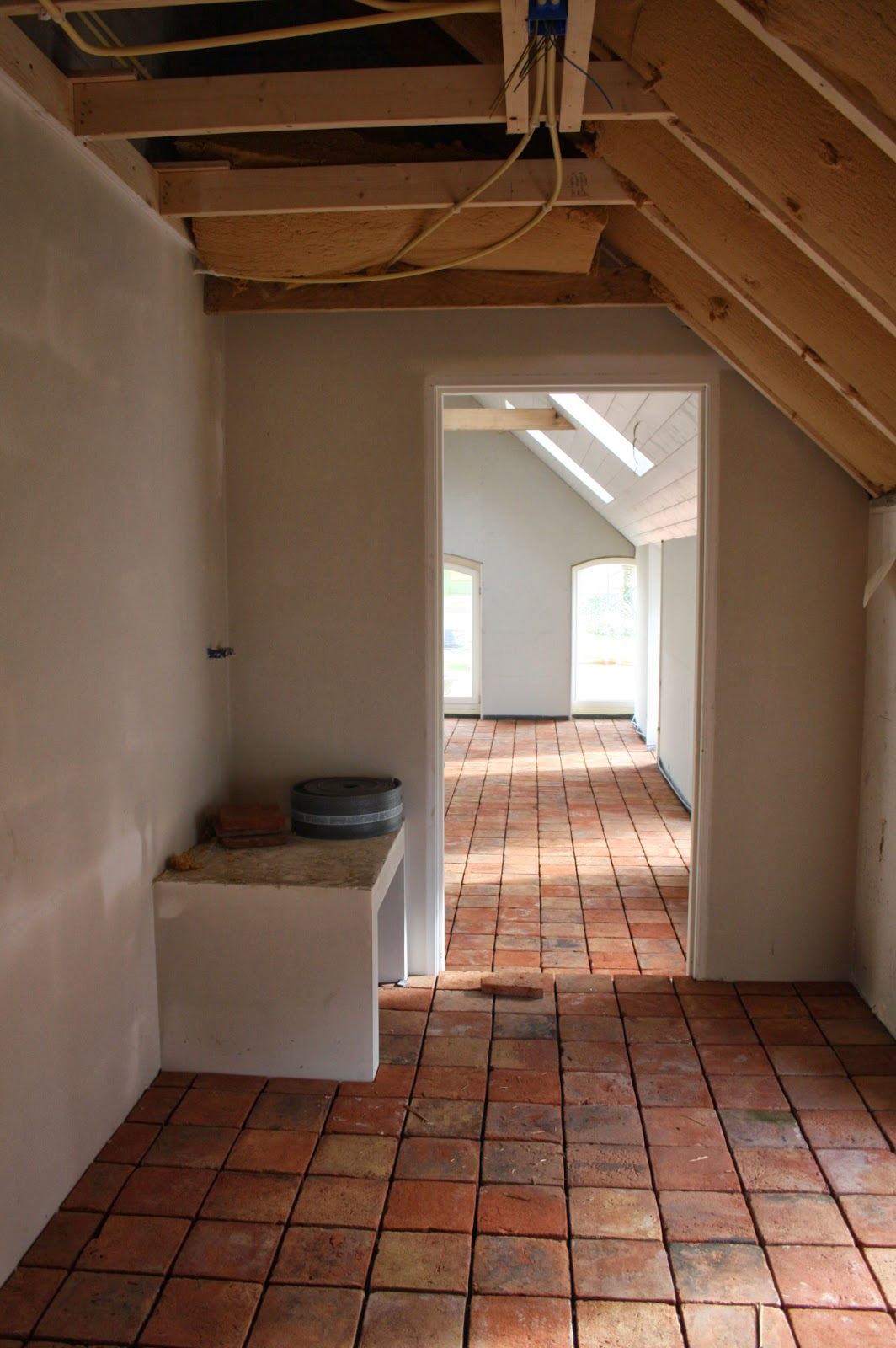 Erve borkens eerste verdieping - Keuken berghuisje ...