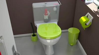 Économiseur d'eau des WC