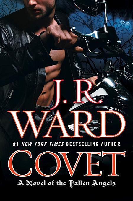 Les Anges Déchus - Tome 1 : Convoitise de J.R.Ward Covet%20cover
