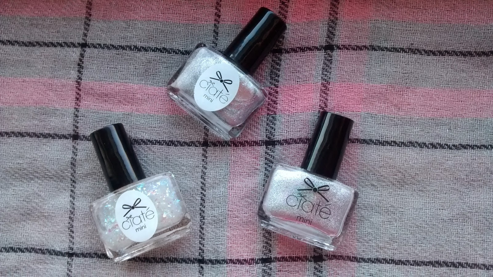 Ciate Silver Polishes