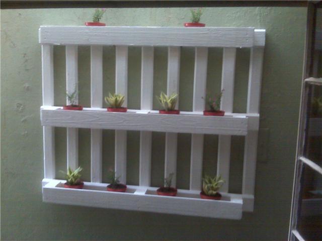decoracao jardim paletes : decoracao jardim paletes:DIY Decoração: Mais ideias para reutilizar pallets